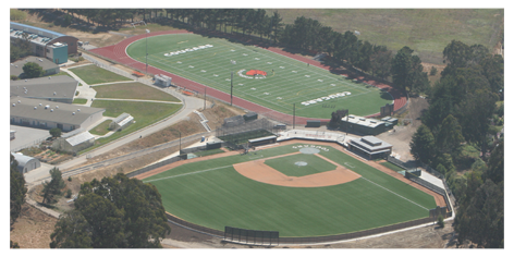 Athletic Fields - Andreini Bros. Inc.